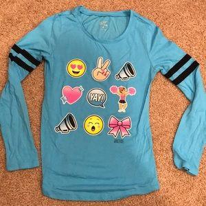 Justice Cheer Shirt!